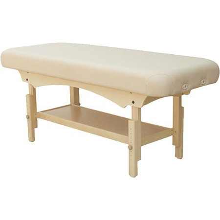 best stationary massage table